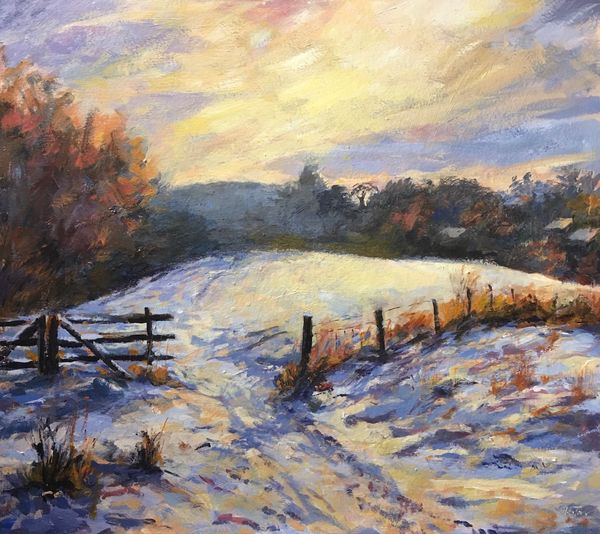 Tatenhill Snow