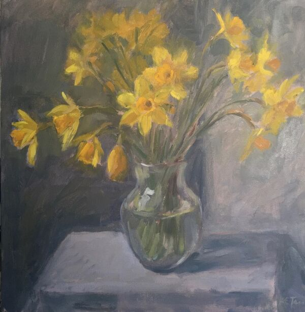 The First of the Daffodils