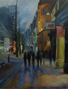 New Street Twilight