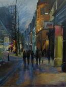 New Street Twilight