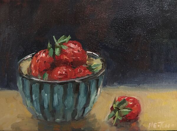 Strawberry Bowl Plus One