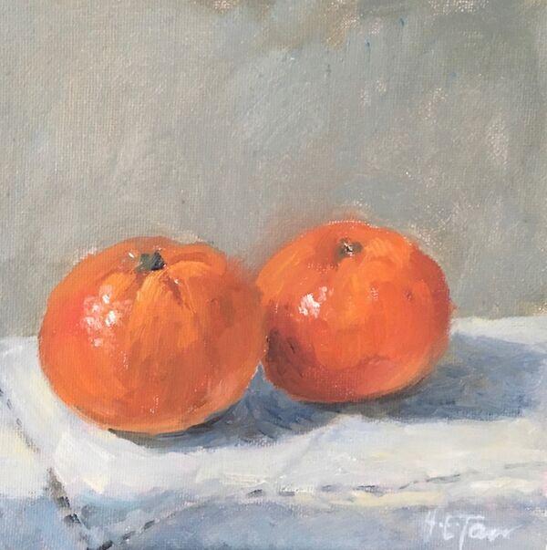 Tangerine Duo