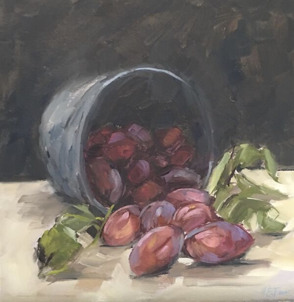 The Last of the Plums