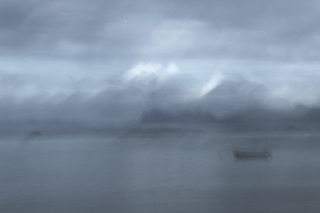 1192 The lonely Mooring