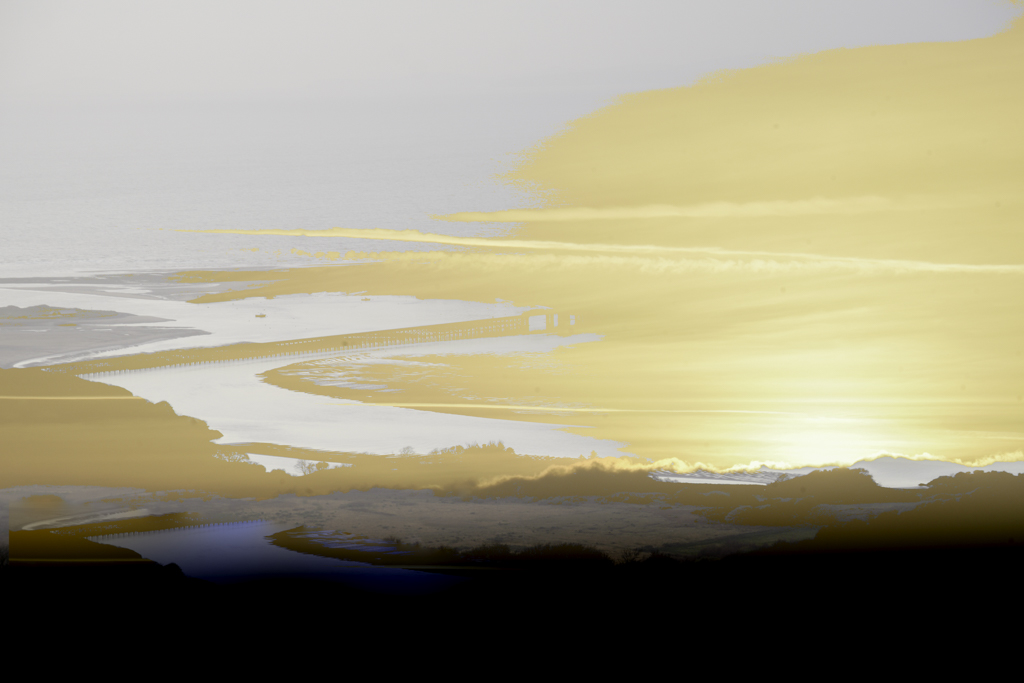 1137-The Golden Hour, Barmouth
