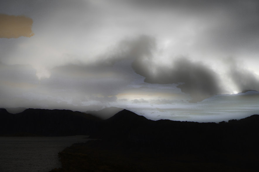 8584-Evening Storm
