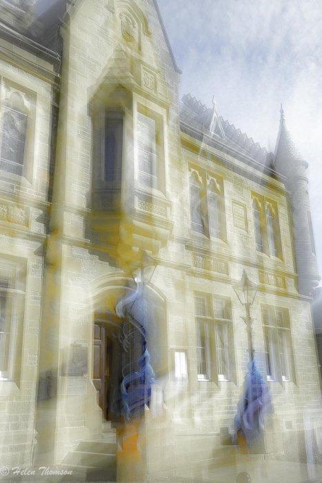 00203 'Town Hall, Lerwick'