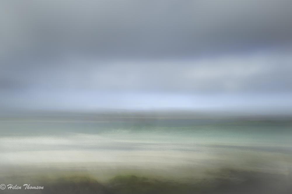 00727 'Turquoise Haze'