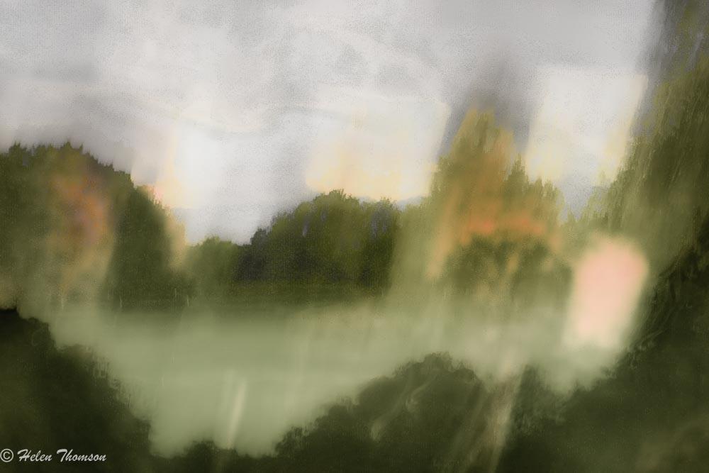 01789 'Watercolour Landscape'