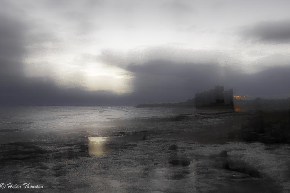 06069 'Bamburgh Sunrise'