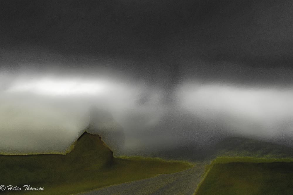 07914 'Wuthering Heights' - Fain, Highlands
