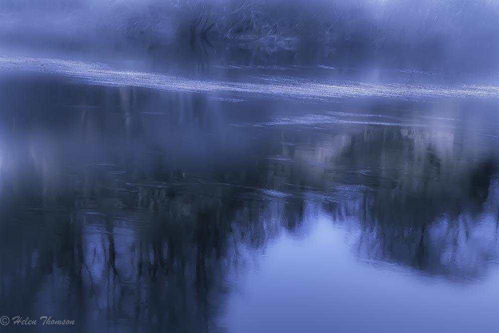 07924 'Into the Misty Blue'