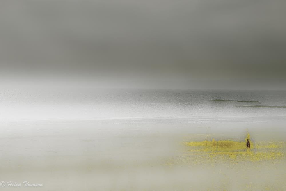 08530 'That Hazy Day by the Sea' - Croy, Ayrshire