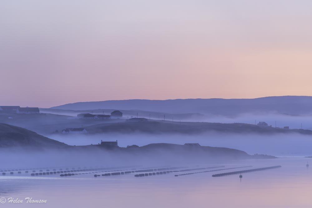 09003-2 'Morning Beckons' - Shetland Isles