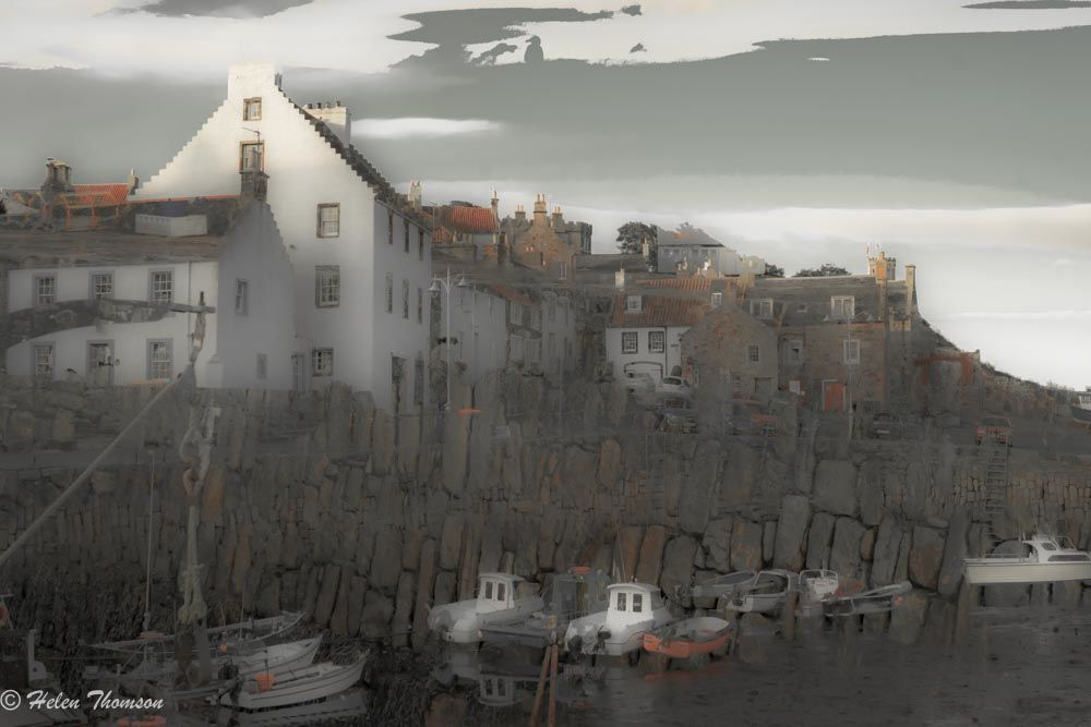 5778-The Harbour, Crail