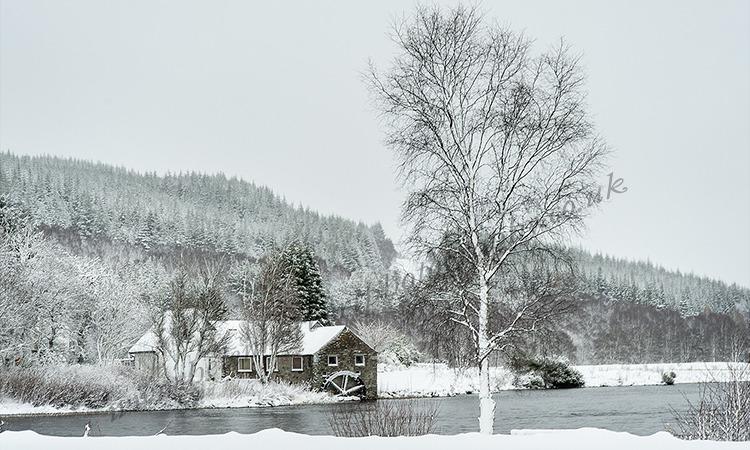 Loch Tummel.