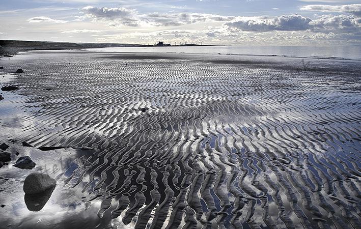 Sand Ripples, Maryport Beach