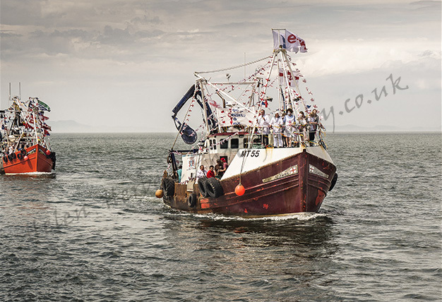 Trawler Race winner