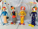 Circus Series - 4 of the clowns