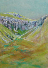'Gordale Scar Revisited'