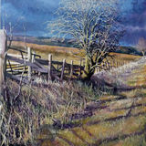 "'Blackthorn' SHORTLISTED ""ARTIST OF THE YEAR"", ARTIST & ILLUSTRATOR 2013"