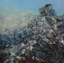 """Landfill"" WINNER OF THE 'TONY WILKINSON PRIZE12TH OPEN AUTUMN EXHIBITION' THORESBY GALLERY 2008"