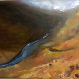 152_River_Swale_near_Swinner_Gill_20x16in_Oil