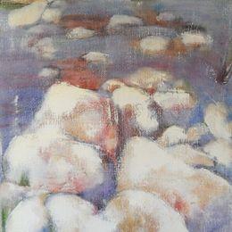 291_Pebbles_22x16in_Oil