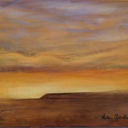 465_Dawn_over_the_North_York_Moors_12x10in_Oil