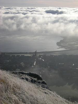 Burntisland under Cloud