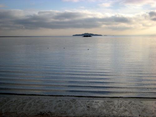 Calm in the Bay