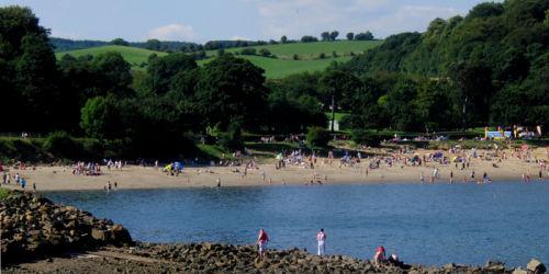 Silver Sands in Summer