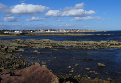 To Anstruther