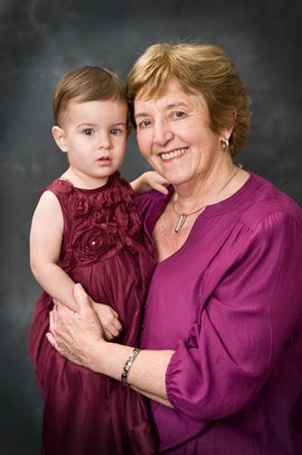 Gran And Grandchild