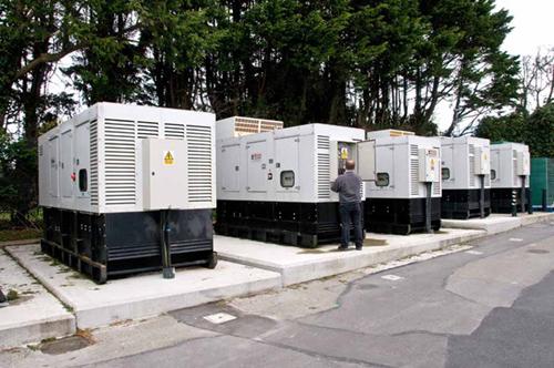 Generator housings