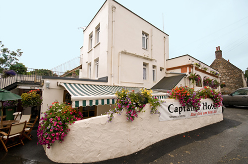 The Captains Hotel Guernsey