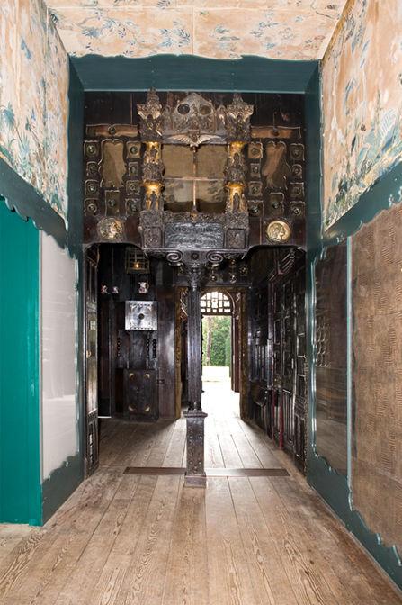 The Entrance hall, Victor Hugo's house