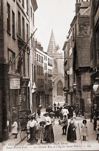 Town Church & High Street