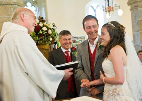Making the vows