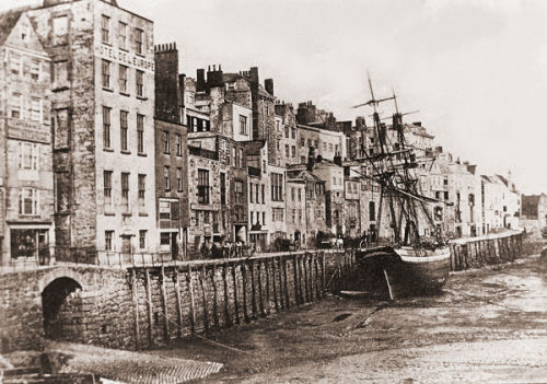 The Old Coal Quay 1890