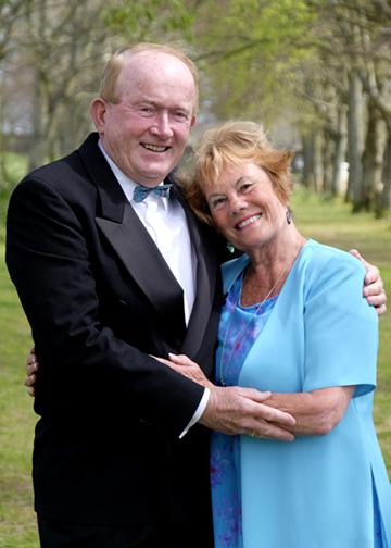 Derek & Beryl Lyon.