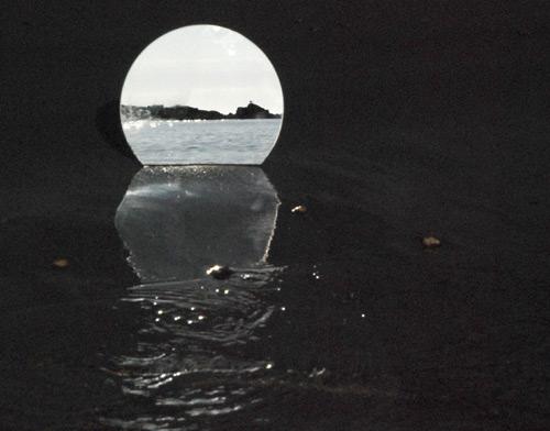 dark reflection