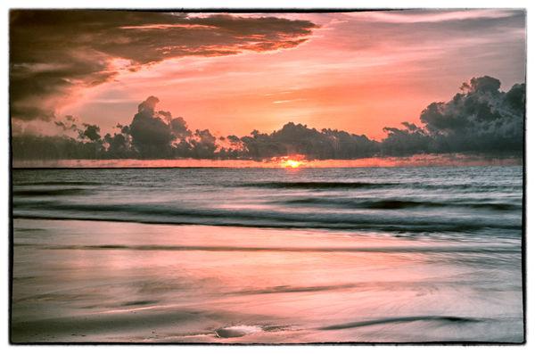 Casuarina Beach Sunset