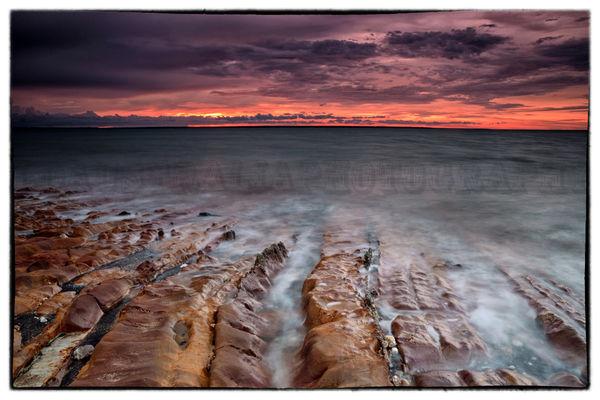 Vesteys Beach Colours