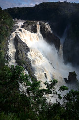 MH0051 Barron falls in flood RS