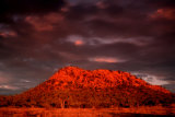 MH0062 Red Rock Sunset RS