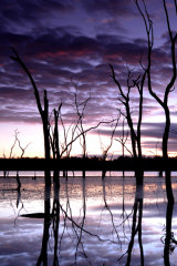 MH0074 Warruma Swamp Sunrise RS