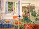 Halse Cottage-Afternoon