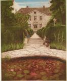 Tintinhull -Garden