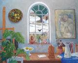 Studio Window,Winter